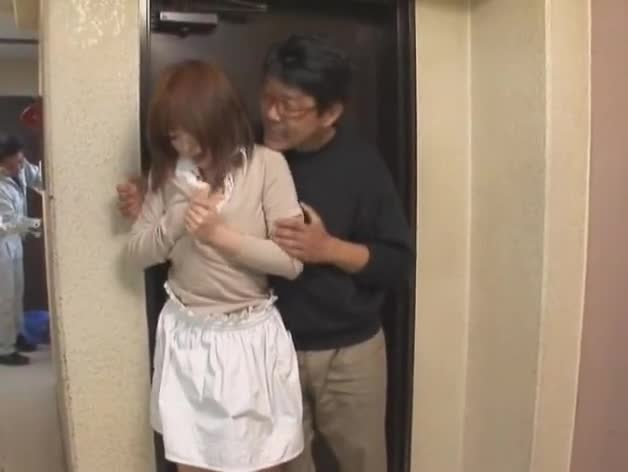 Rio Hamasaki in Sorrow Of Apartment Wife