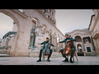 2CELLOS - Love Story (2017) (Cello Metal)