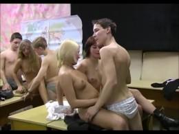 секс в школе по русскому языку